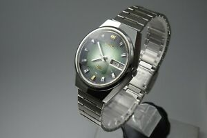 Vintage-1973-JAPAN-SEIKO-LORD-MATIC-SPECIAL-WEEKDATER-5206-6100-23J-Automatic