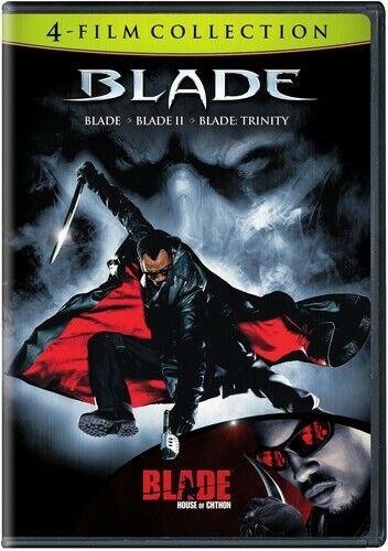 4 Film Favorites Blade Collection Blade / Blade II / Blade Trinity / Blade  - $5.89