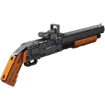 HOUSE GUARDED WITH SHOTGUN Warning Decal rifle shot gun security