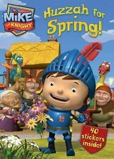 Huzzah for Spring! (Mike the Knight) - LikeNew - Gallo, Tina - Paperback