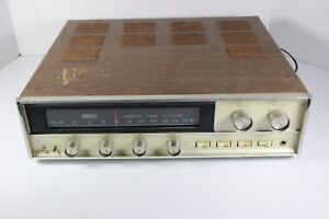 Sherwood-S-8800-100-Watt-Stereo-Receiver-SOLD-AS-IS-FOR-PARTS-OR-REPAIR-READ