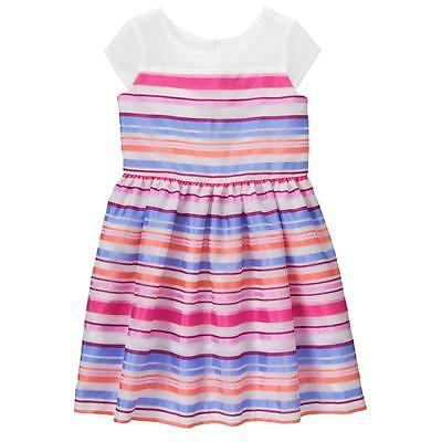 Gymboree Tea and Cake Party dress New NWT girls 4 10 purple spring Easter