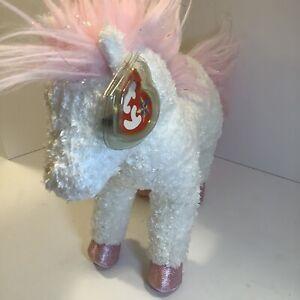 TY Beanie Buddy - AVALON the Horse (12 inch) - MWMTs Stuffed Animal Toy