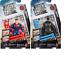 Set-of-2-DC-Comics-Justice-League-Batman-amp-Superman-Power-Slinger-Action-Figures thumbnail 1