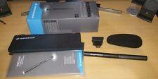 Sennheiser MKE600 Professional Shotgun Microphone for Video MKE 600 Mic