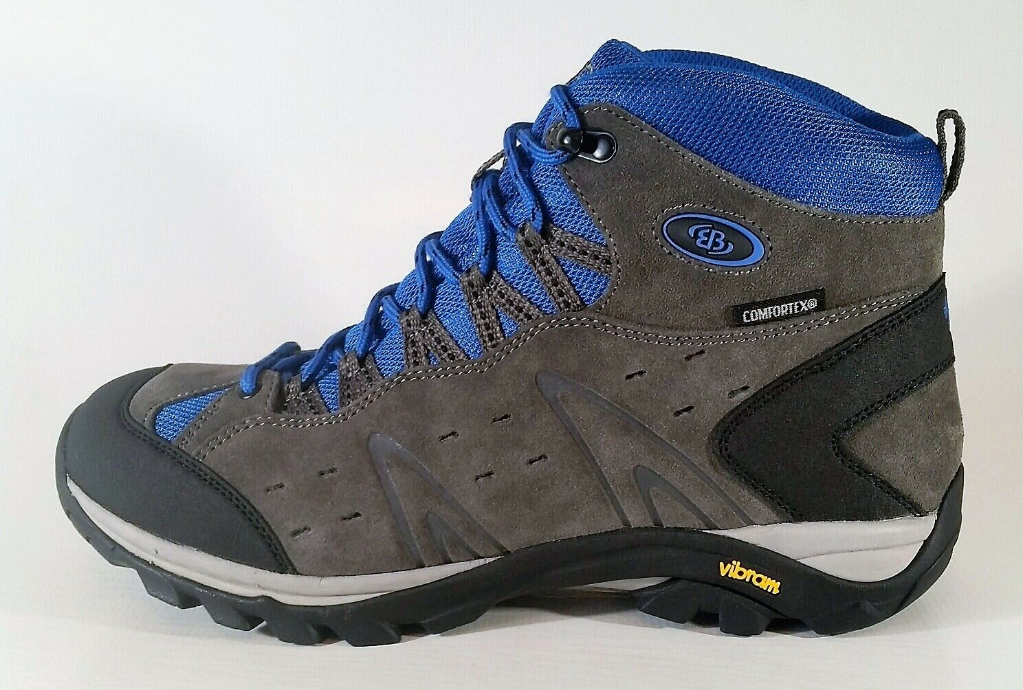 EB Brütting Mount Bona High Wander Trekking Outdoor Stiefel   Gr. 38