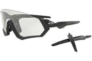 42d263b061 Image is loading Oakley -sunglasses-flight-jacket-oo9401-940107-photochromic-new-
