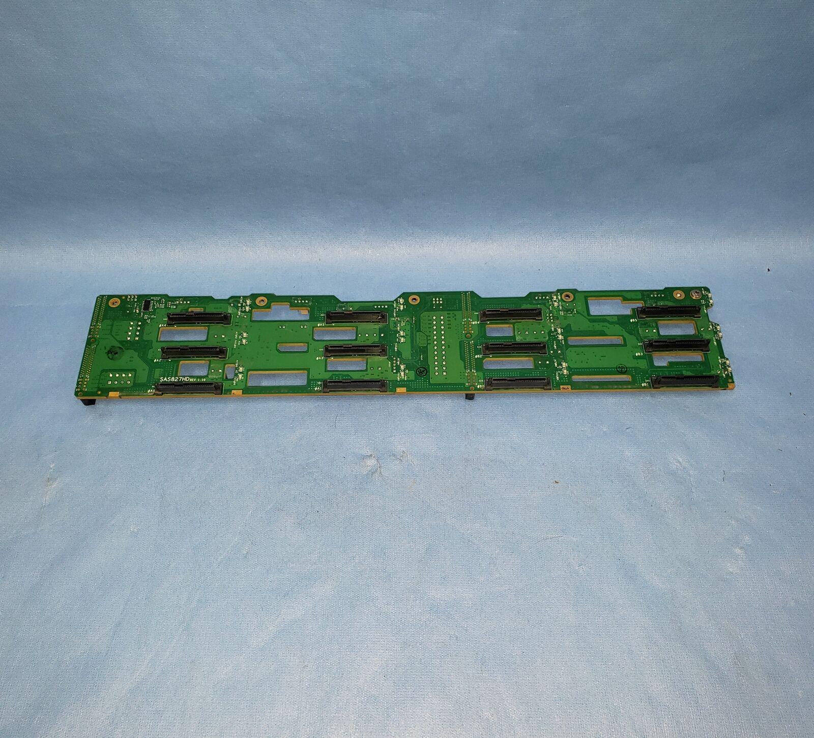 2x SuperMicro SAS827HD 12-Port 2U SAS