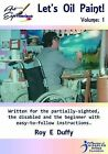 Let's Oil Paint: For Beginners and Disabled People by Roy E. Duffy (Paperback, 2015)