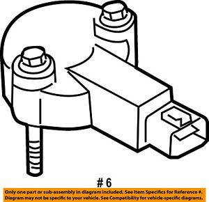 image is loading ford-oem-engine-camshaft-cam-position-sensor-1f1z6b288ba