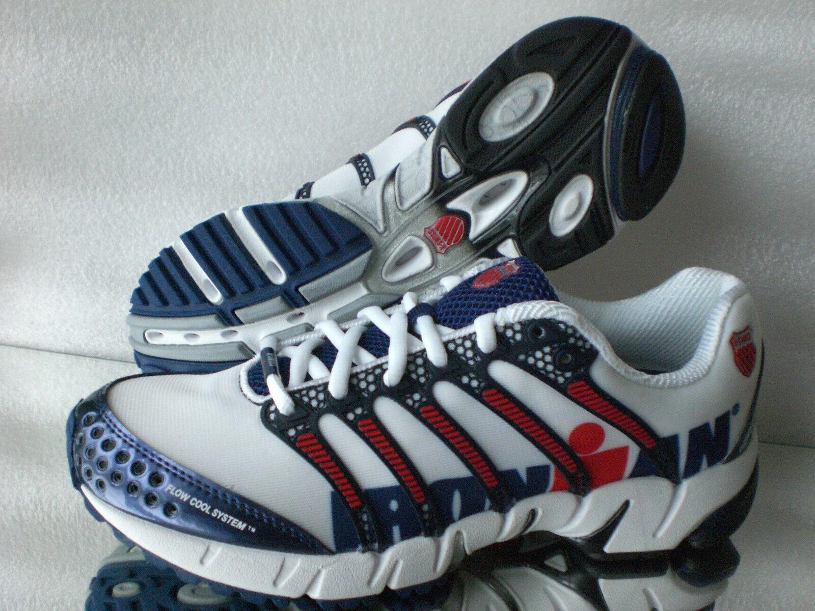 K-SWISS K-ONA Sneaker S Damen Turn,- Laufschuhe Sneaker K-ONA weiß/blau/rot  Neu f6fc24