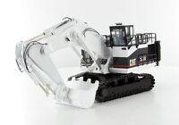 Ccm Cat 5230 Mass Excavator Mine White Caterpillar 1:87 Brass Release 2013
