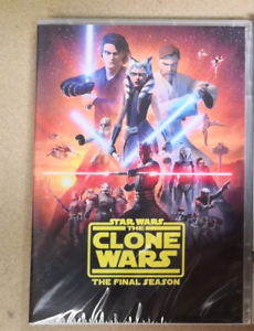 Star-Wars-The-Clone-Wars-Season-7-DVD-3-Disc-New-Sealed-Free-Shipping-US-RG1