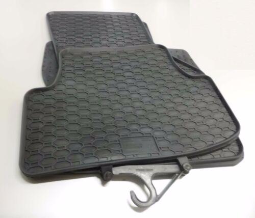 Gummimatten VW Jetta 3 1K 4 teilig Gummifußmatten Original Qualität schwarz