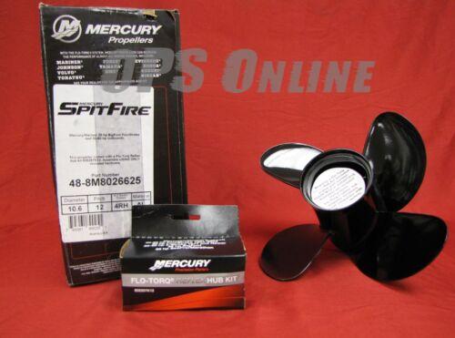 "New Mercury SpitFire Propeller 12/"" Pitch 48-8M8026625"