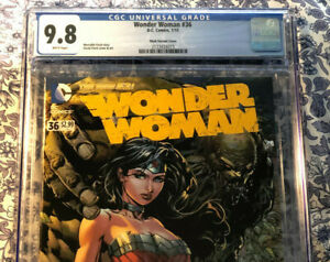 Gal-Gadot-1984-Wonder-Woman-36-CGC-9-8-Finch-Limited-1-for-100-Variant-HOT-VHTF