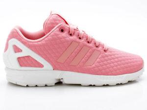 Details zu Adidas ZX Flux W BY9213 pink weiß