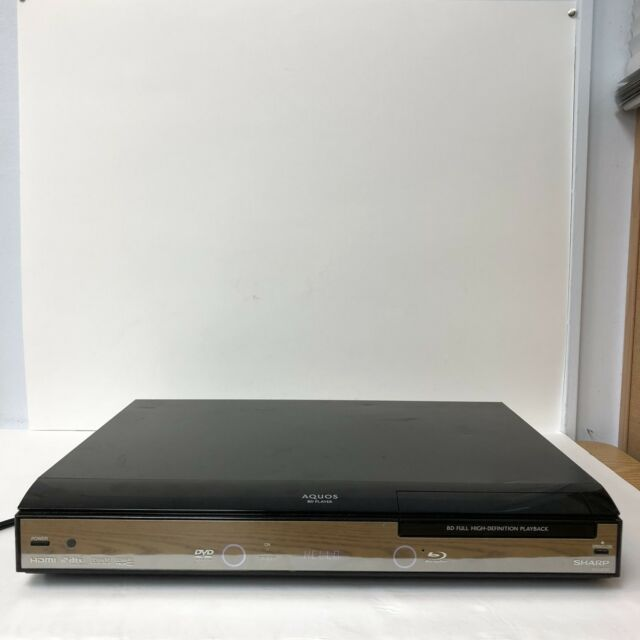 Sharp BD-HP20U Blu-ray Player Home Theater System