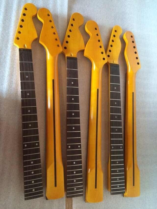 10122 Nizza 3 Stücke von unvollendeten elektrischen Gitarren Strong Guitar Necks