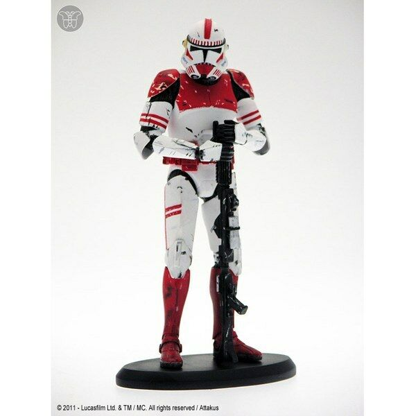 oferta de tienda Estrella WARS Figurine Thire Commander Statuette Limited ed. ed. ed. Collectible  contador genuino