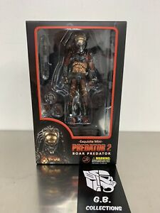 Hiya-Toys-Predator-2-Boar-Predator-1-18-Scale-Action-Figure-New-Sealed