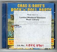 (GX890) Chas & Dave's Rock 'n' Roll Party - 1995 CD