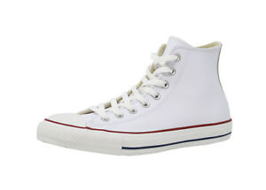 buy popular 1f604 a76ff Image is loading CONVERSE-All-Star-Chuck-Taylor-Hi-Top-White-