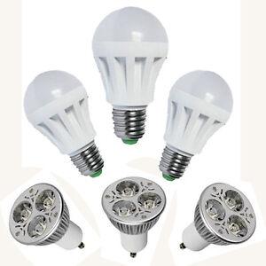 E14-E27-GU10-LED-Birne-Lampe-Kerze-Gluehbirne-Leuchte-Strahler-1W-12Watt