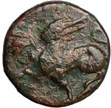 ABDERA Thrace 336BC Quality Genuine Authentic Ancient Greek Coin GRIFFIN i22004