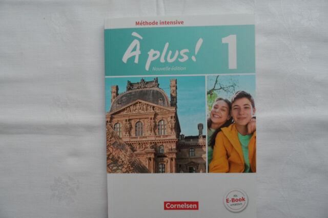 À plus! Méthode intensive - Nouvelle édition / Band 1 - Schülerbuch / Neu