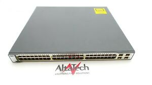 Cisco-WS-C3750G-48TS-S-Catalyst-3750G-48-Port-TS-S-Ethernet-Switch-Tested