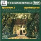 Sinfonie 2/Uppsala Rhapsody von Rybrant,Stockholm PO,BSO,Segerstam (2014)