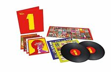 THE BEATLES ~ 1 ~ 2 X 180G VINYL LP INC SET OF POSTCARDS AND POSTER ~ NEW/SEALED