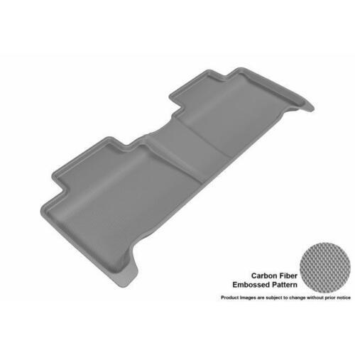 3D MAXpider For 2016-2018 Toyota Rav4 Hybrid 2nd Row Floor Mat