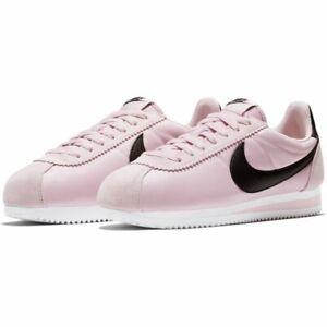zu Cortez Damen Nike Classic Nylon Details Schuh eI29YWEDH