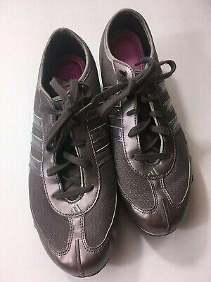 minőségi termékek időtlen tervezés teljesen elegáns Adidas YYA 606001 Brown Comfortable Athletic Shoes Womens Size 7 ...