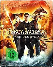 PERCY JACKSON 2 Im Bann des Zyklopen (Blu-ray 3D + Blu-ray) Steelbook Lenticular