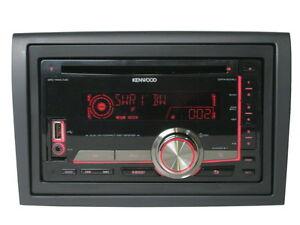 kenwood doppel din cd mp3 usb ipod aux radio fiat ducato. Black Bedroom Furniture Sets. Home Design Ideas