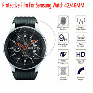 Screen-Protector-Tempered-Glass-Smart-Watch-3D-Curved-Edge-For-Samsung-Galaxy