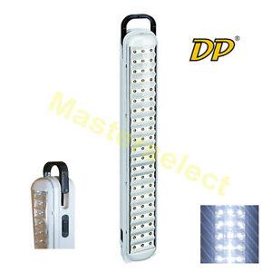 Lampe Torche Baladeuse A 63 Leds Rechargeable Sur Secteur Puissante