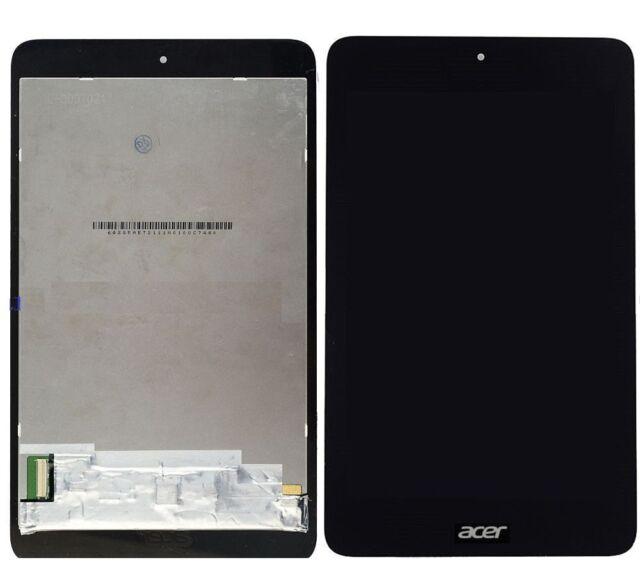 Negro Pantalla LCD & Digitalizador de táctil montaje para Acer Iconia Uno 7