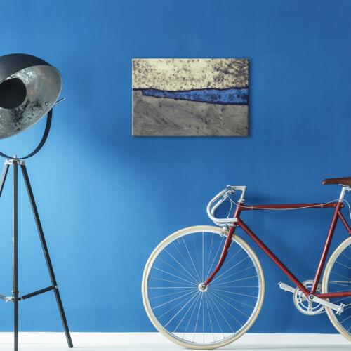 ZAB1457 Gris Azul Negro Moderno Y Elegante lona impresiones de imágenes de pared Arte Abstracto