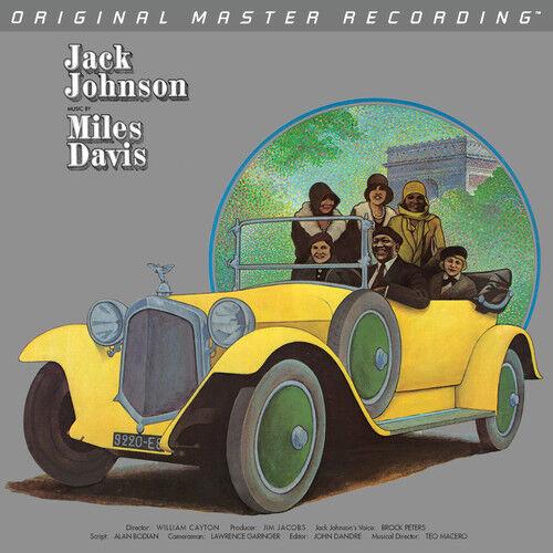 Miles Davis - Jack Johnson (Original Soundtrack) [New Vinyl LP] 180 Gram