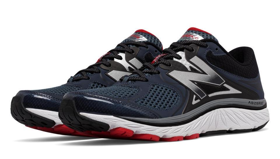 New balance M940BR3 Hombre Zapatos De Entrenamiento Negro Rojo Rojo Rojo - 4E Extra Ancho Nuevo f8c260