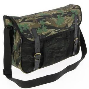 All Purpose Green Camo Game Bag Cartridge Bags Shotgun Hunting ...