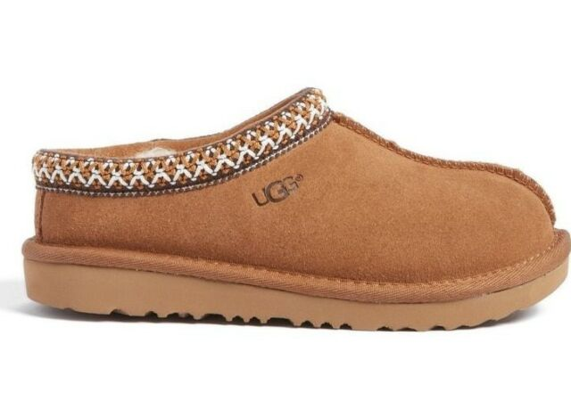 Ugg Australia Big Kid's TASMAN II SLIPPER Shoes Chestnut ...