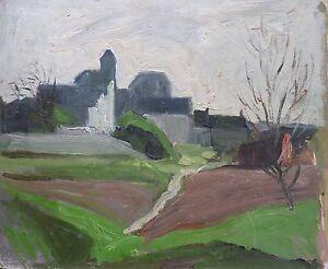 Louis-Edouard-TOULET-1892-1967-HsP-Village-Fauvist-Fauvism-Fauviste
