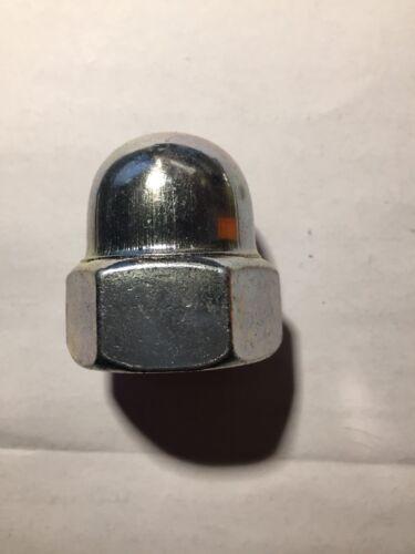 5 HUTMUTTERN M 24 DIN1587 Stahl verzinkt