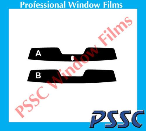 PSSC Pre Cut Sun Strip Car Window Films Citroen Xsara Picasso 1999-2015
