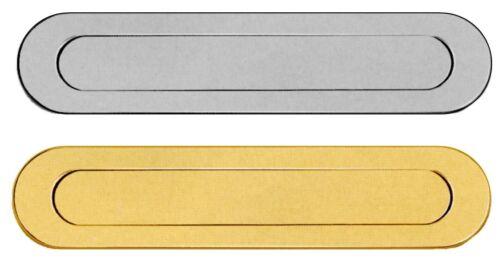 Brass or Edelst Letter Filling 340 x 80 MM-Letter Flap-Mailbox-Letter Slot